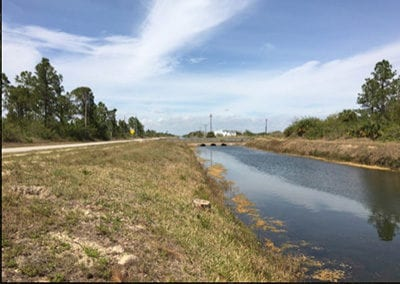 Bedman Creek/Dog Canal Floodway Analysis and Hydrology Study